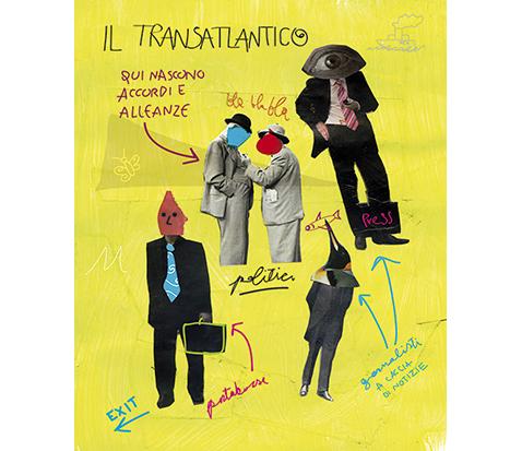 Transatlantico, Andrea Colombo, manifestolibri