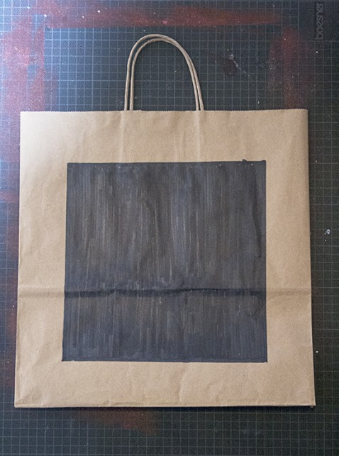 Paper bags are'nt cool enough, 2014