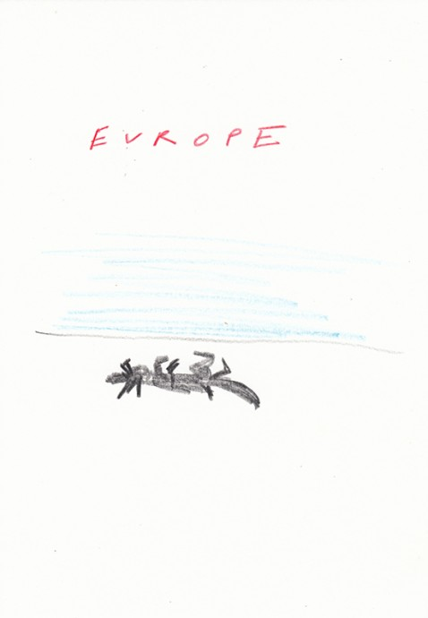 Europe Graphic Novel