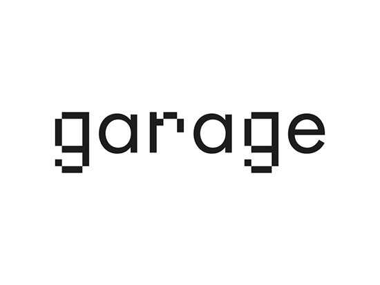 Garage Art Platform Logotype