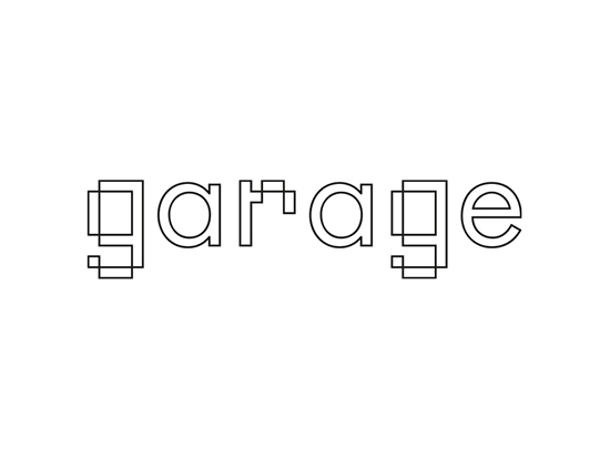 Garage Art Platform Logotype 3
