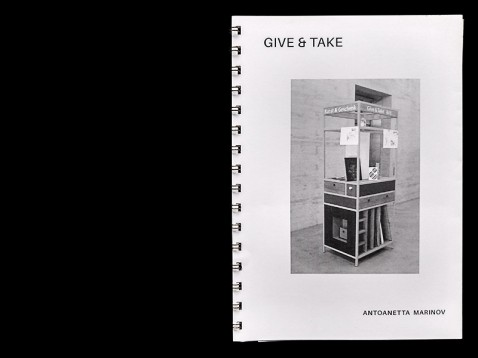 Give and Take by Antoanetta Marinv at Kunsthalle Mannheim